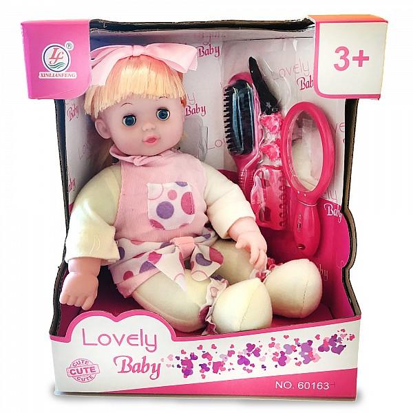 Lovely Baby Con Accesorios