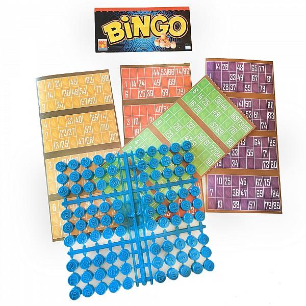 Bingo En Bolsa