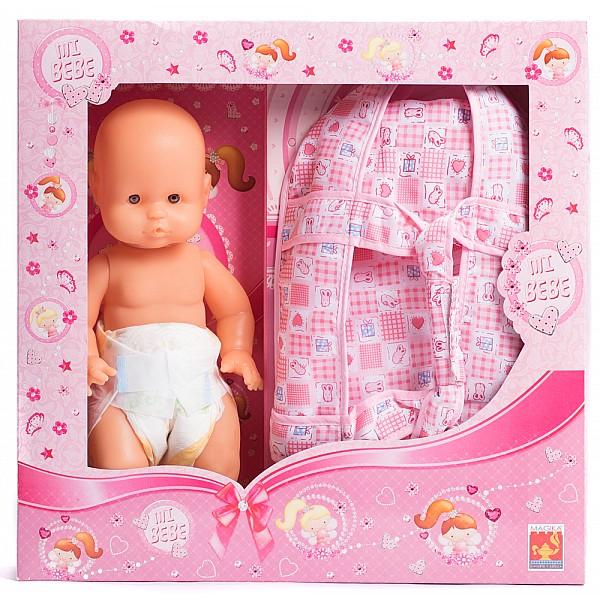 Mi Bebe - Bebote Con Accesorio