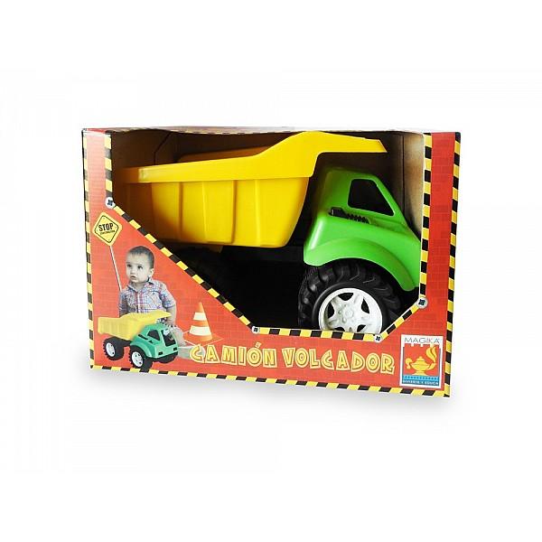 Camion En Caja