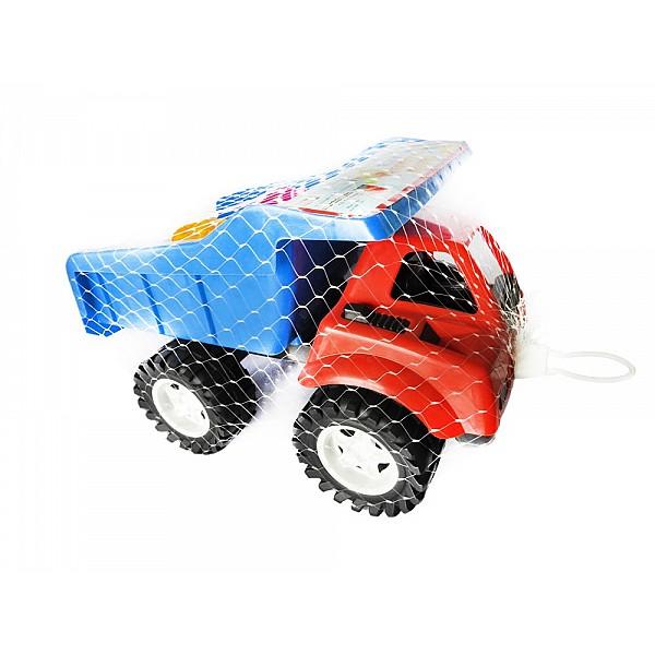 Camion con accesorios de playa