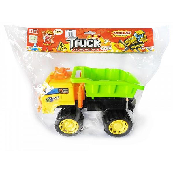 Camión De Construcción Volcador
